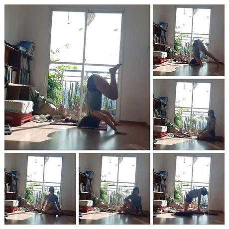 Vamos fazer yoga