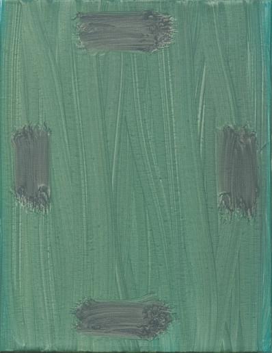 Misled, oil on canvas, 24cm x 33cm, 2020