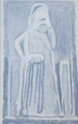 Athens, oil on canvas, 70cm x 115cm, 2014