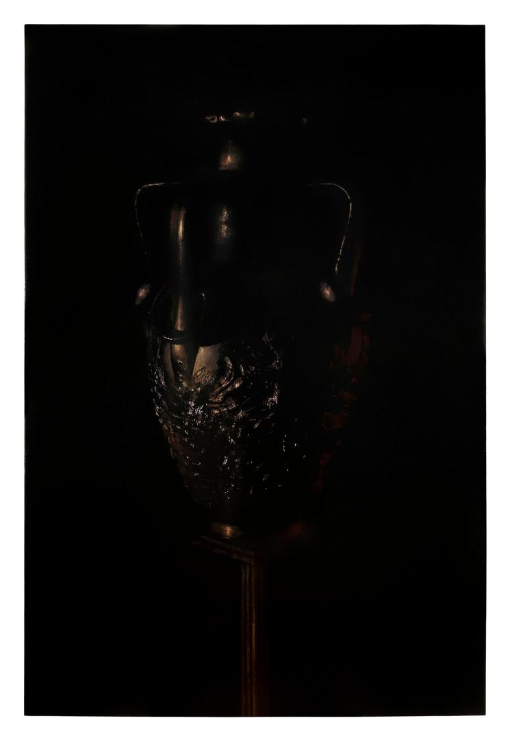 Jarrón Romano | óleo sobre lienzo | 2019