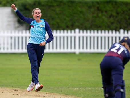 Despite the financial challenges of COVID19, the English cricket board back women's cricket.