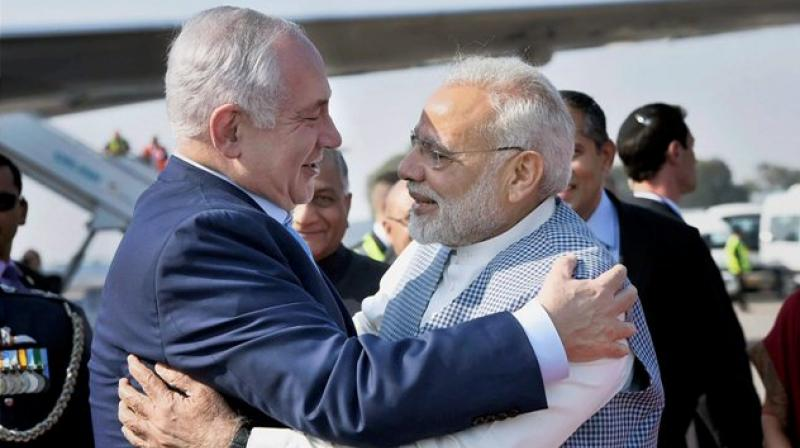 The real bond over Artificial Intelligence: India, Israel discuss joins R & D on Big Data and AI