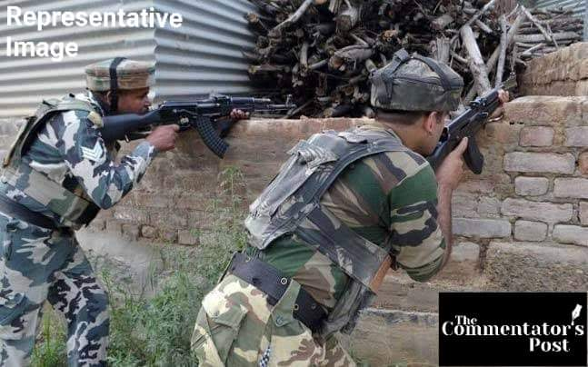 Security forces bust militant hideout: 2 injured in as clash erupts in Pulwama