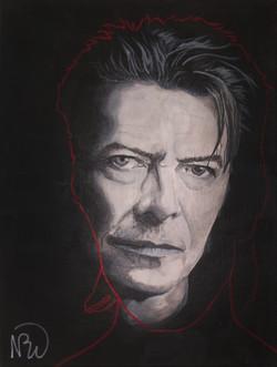 Noor Wobbes- David Bowie