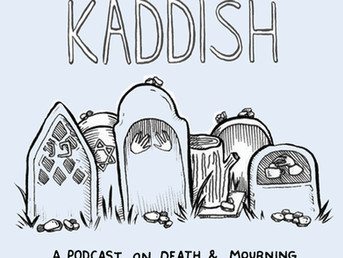 Live on Kaddish Podcast!
