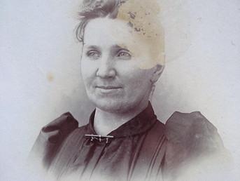 Thanatography Thursday Memorial:  Harriet Zimmerman (1820-1895)