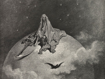Monday Mourning - Gustave Doré