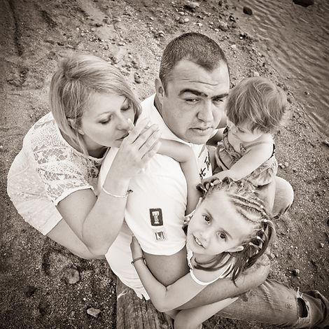 séance famille en extèrieur Aloïse photographie