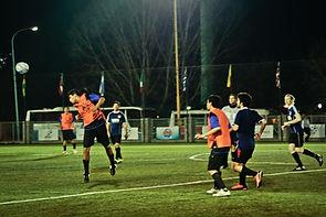 Jouer au football à Rosario, entre amis