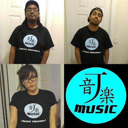 J-MUSIC Ensemble T-Shirt