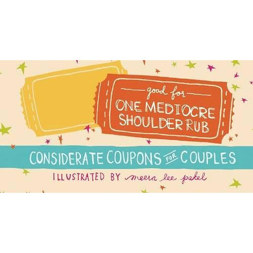 Considerate Coupons for Couples | 情侶優待券