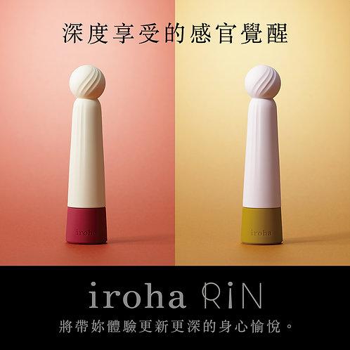 iroha: RIN 凜漾風情 柔軟按摩棒