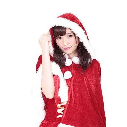 日本A&T: 可愛聖誕披肩