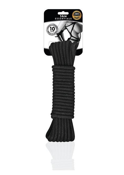 S&M Essentials: 十米繩縛綿繩