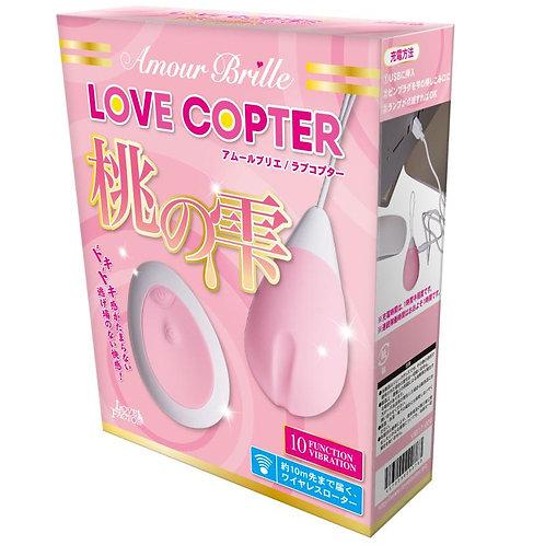 桃の雫: Love Copter 水滴形無線遙控震蛋