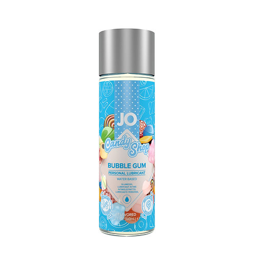 System JO Candy Shop: 糖果系列口交潤滑液 - 吹波糖 (60ml)