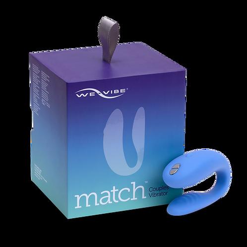 We-Vibe Match: 情侶共震遙控按摩器