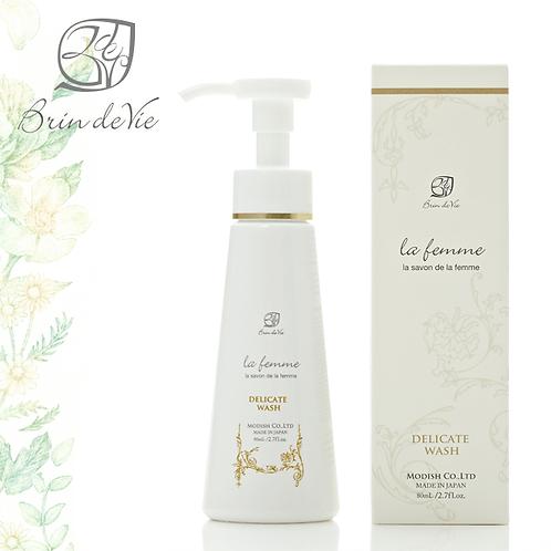 Brin De Vie: La Femme 弱酸性女性清潔乳