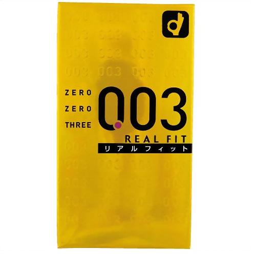 Okamoto日版岡本: 0.03堅貼身安全套(10片裝)