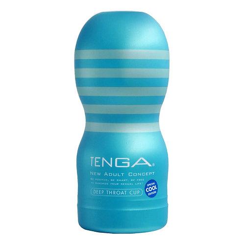 TENGA: Deep Throat Cup 冰涼特別版飛機杯