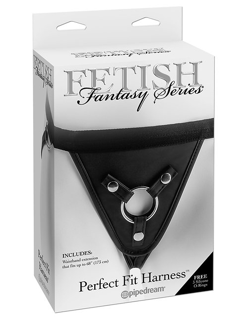 Fetish Fantasy: Perfect Fit Harness 多功能穿戴褲