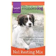 Sneyds Wonderdog No.1 Resting Mix