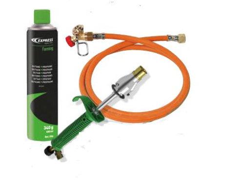 Express Dehorner Daos Calor Type c/w 1.5m Hose (Expres Gas)