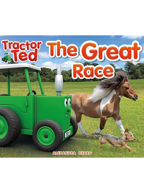 Tractor Ted Story Book The Great Race