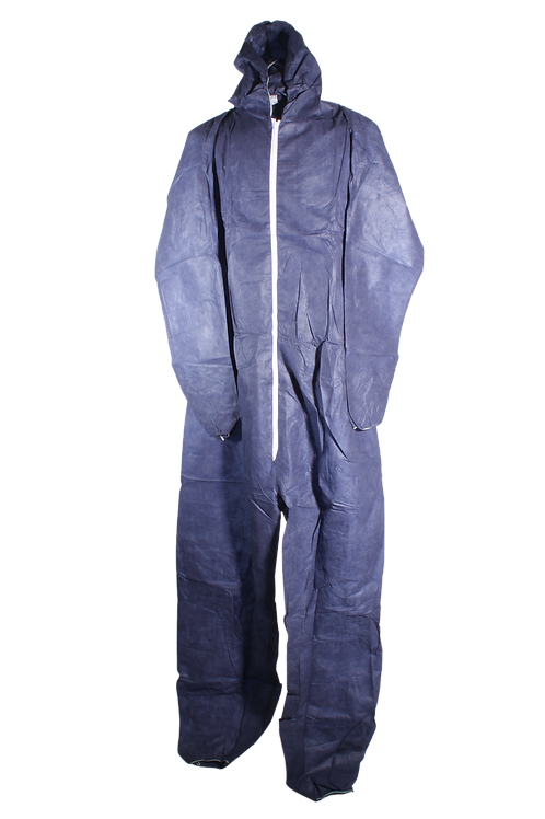 Disposable Boiler Suit Blue