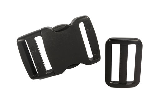 Mating Mark Deluxe Ram Harness Buckle Kit