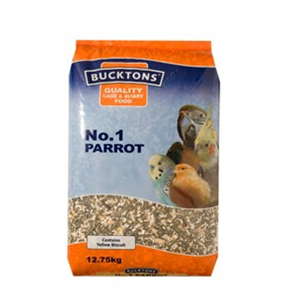 Bucktons No.1 Parrot Feed 12.75kg
