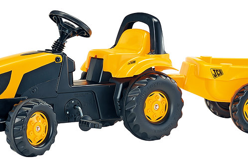 rollyKid JCB Tractor and Trailer