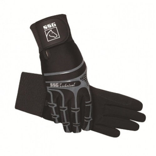 SSG Technical Glove with Wrist Support