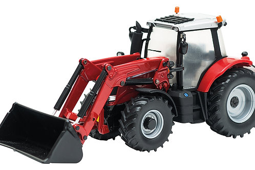 Massey Ferguson 6616 with Front Loader