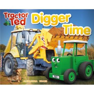 Tractor Ted Picture Book Digger Time