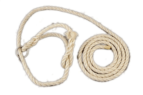 Sisal Cattle Halter with Ring