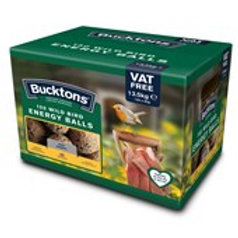 Bucktons Energy Suet Balls x 150