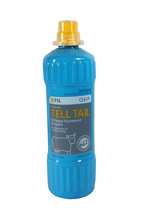 Tell Tail Tail Paint 1L