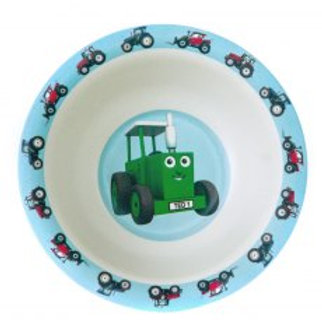Tractor Ted Bamboo Bowl, Tractor