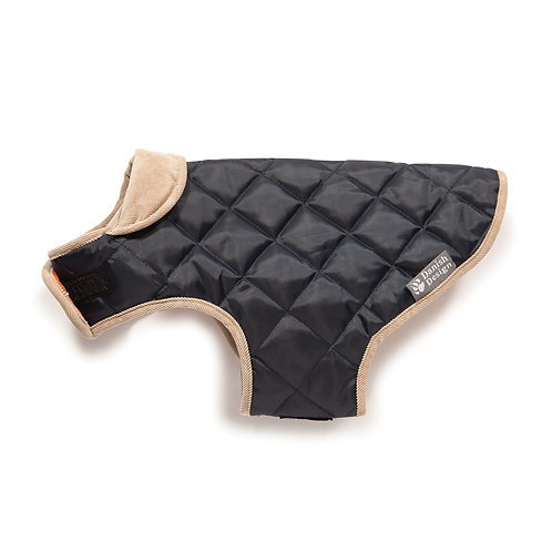 Quilted Dog Coat