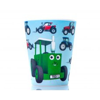 Tractor Ted Bamboo Beaker, Tractor