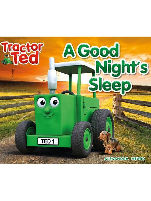 Tractor Ted Story Book A Good Nights Sleep