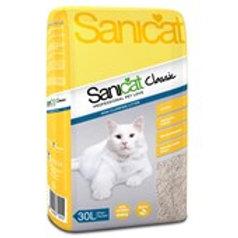 Sanicat Classic Cat Litter 30L