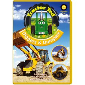 Tractor Ted DVD Diggers and Dumpers