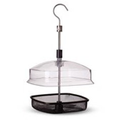 Hanging Feeder Basket with Lid