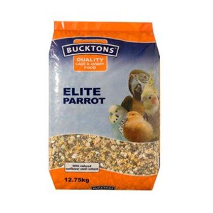 Bucktons Elite Parrot Feed 12.5kg