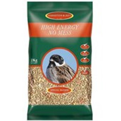 Johnston and Jeff High Energy Autumn and Winter Mix 12.75kg