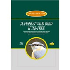 Johnston and Jeff Superior Wild Bird Husk Free