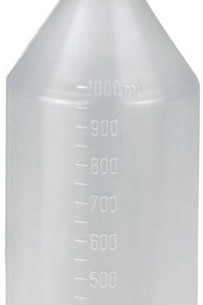 Lamb Feeding Bottle with Red Economy Teat 1L