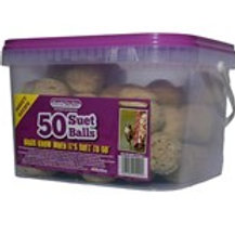 Unipet Suet Balls Tub For Life x 50